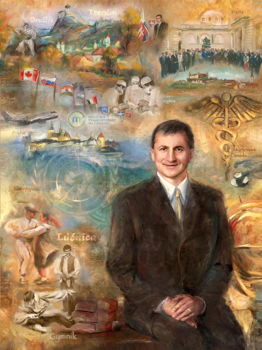 tableaux biographique peinture numérique jessica bailey sherbrooke estrie